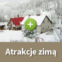 Zima - Galeria W Dolinie Modrzewi - agroturystyka i atrakcje Rudawy Janowickie